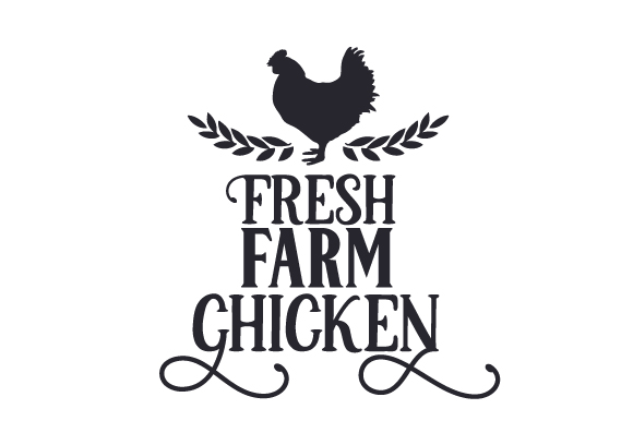 Download Free Fresh Farm Chicken Svg Cut File By Creative Fabrica Crafts for Cricut Explore, Silhouette and other cutting machines.