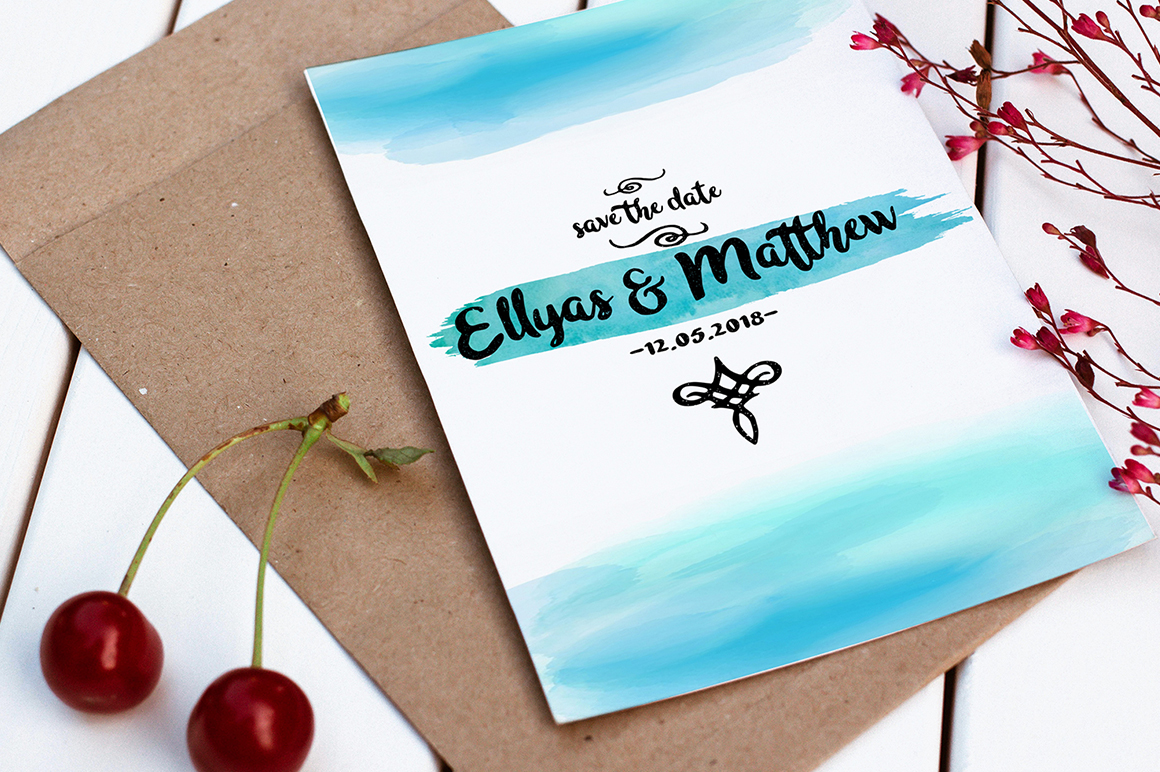 Print on Demand: In Blossom Script & Handwritten Font By madeDeduk - Image 7