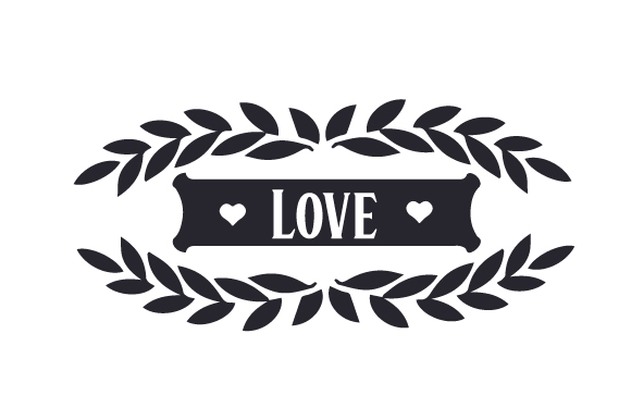 Love Craft Design By Creative Fabrica Crafts