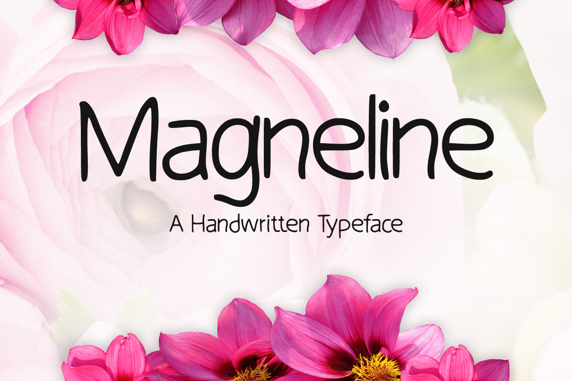 Magneline Font By Creative Fabrica Fonts