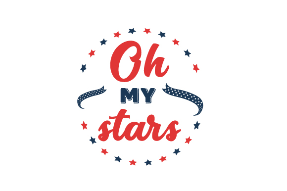 Download Free Oh My Stars Svg Cut File By Creative Fabrica Crafts Creative for Cricut Explore, Silhouette and other cutting machines.
