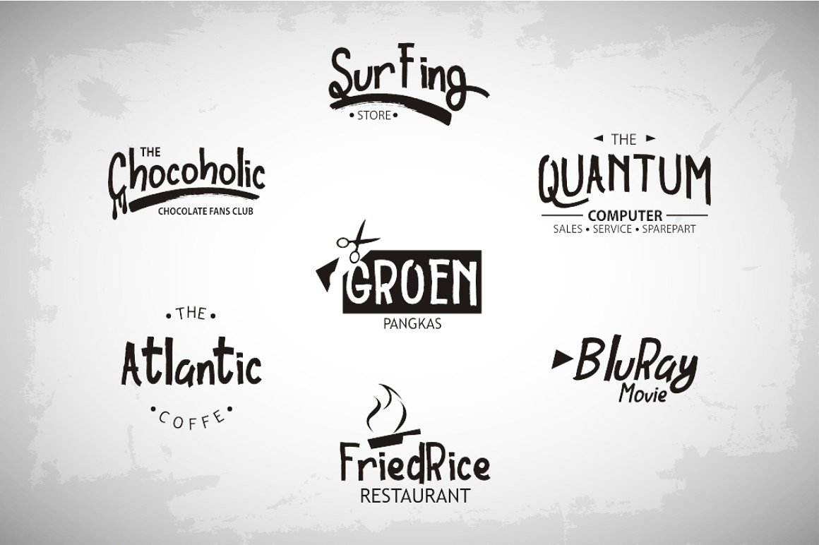 Ordinary Font By Debut Studio Image 2