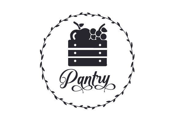 Pantry Craft Design By Creative Fabrica Crafts