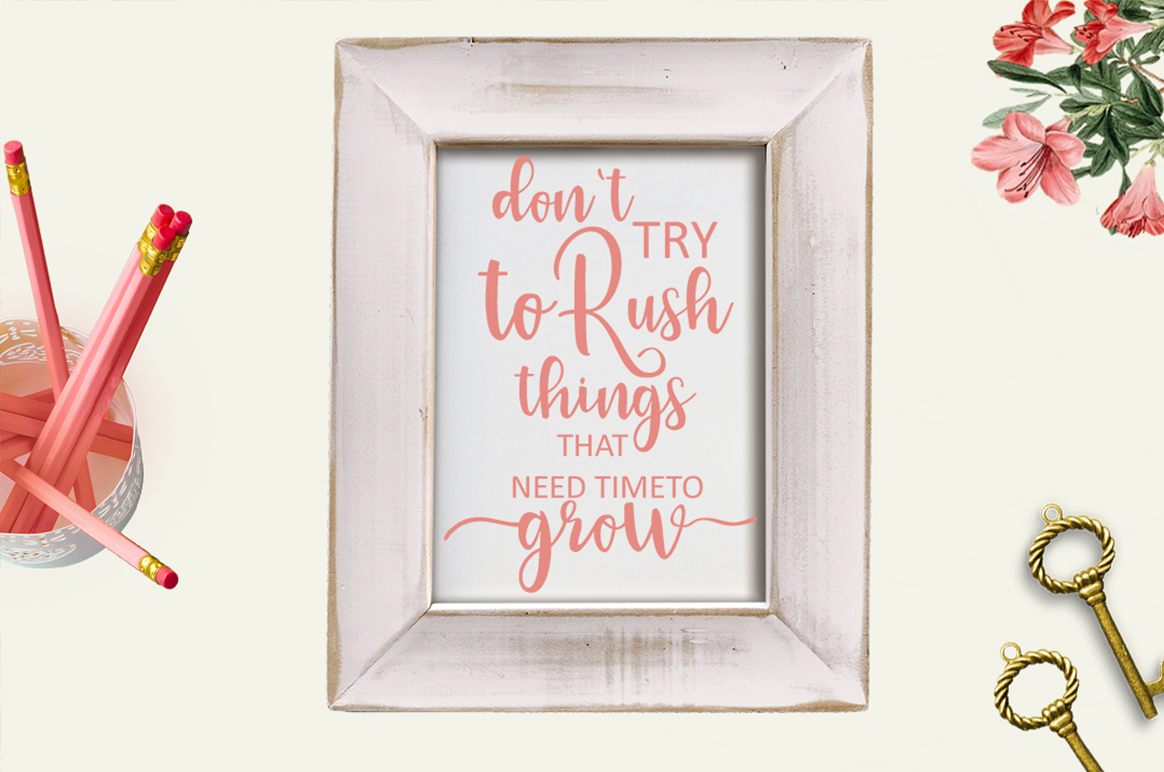 Print on Demand: Roes Blues Script & Handwritten Font By Youngtype - Image 2