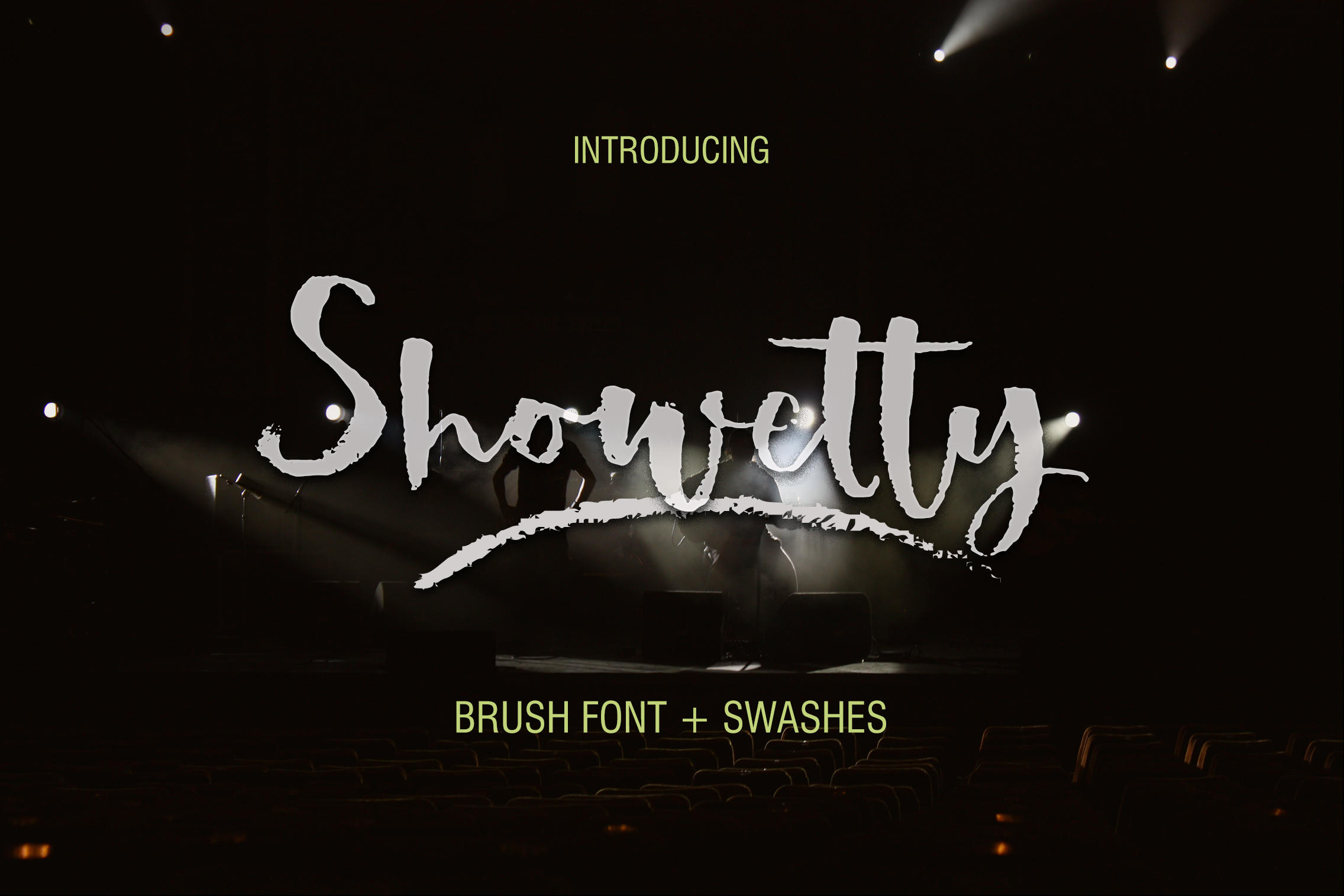 Print on Demand: Showetty Script & Handwritten Font By Best Font Studio