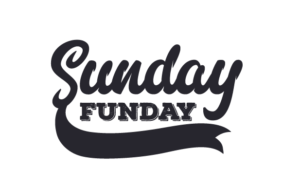 Download Free Sunday Funday Svg Cut File By Creative Fabrica Crafts Creative Fabrica for Cricut Explore, Silhouette and other cutting machines.