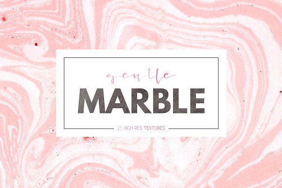 25 Gentle Marble Textures Graphic By Favete Art