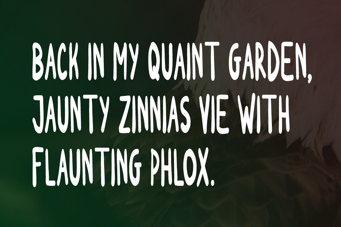 Anxious Font By Contour Fonts Image 2
