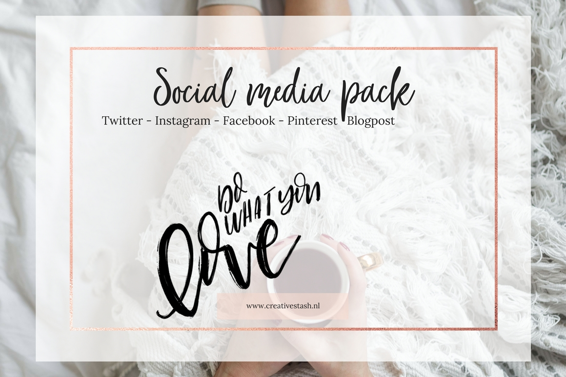 Autumn Social Media Pack Graphic Graphic Templates By Creative Stash