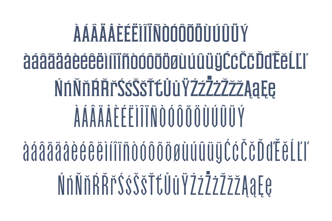 Print on Demand: Cabales Serif Font By Creative Tacos - Image 4