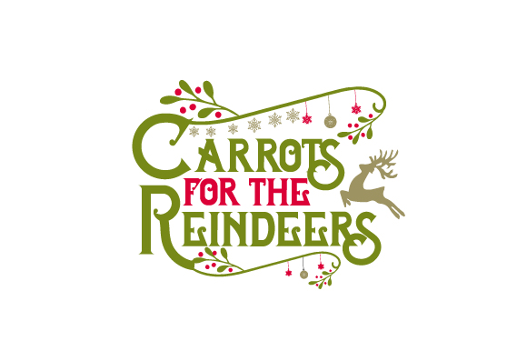 Download Free Carrots For The Reindeers Svg Cut File By Creative Fabrica for Cricut Explore, Silhouette and other cutting machines.