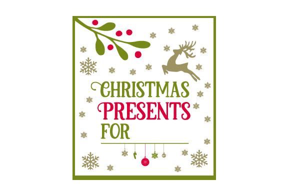 Download Free Christmas Presents For Santa Bag Design Svg Cut File By for Cricut Explore, Silhouette and other cutting machines.