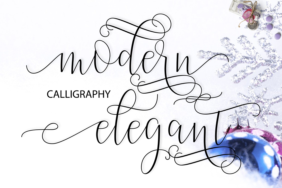 Dicella Font By Bexx Type Image 2