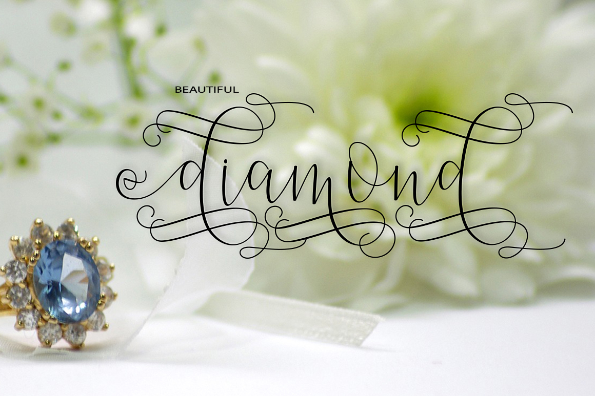 Dicella Font By Bexx Type Image 3
