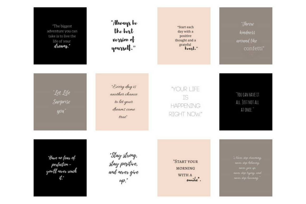 Download Free Every Day Quotes Grafik Von Creative Stash Creative Fabrica for Cricut Explore, Silhouette and other cutting machines.