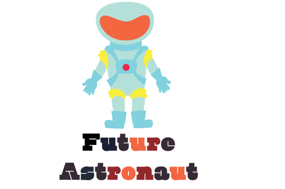 Future Astronaut Kids Craft Cut File By Creative Fabrica Crafts