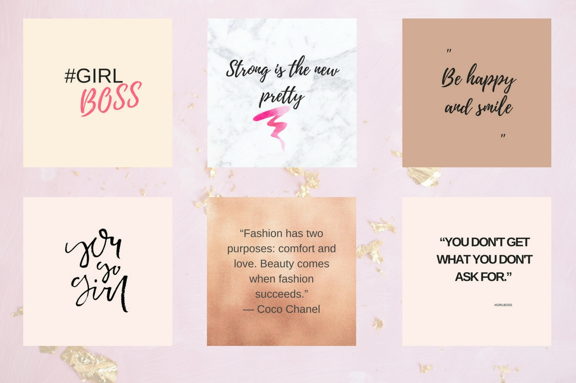 Instagram Quotes Pack Graphic Graphic Templates By Creative Stash - Image 3
