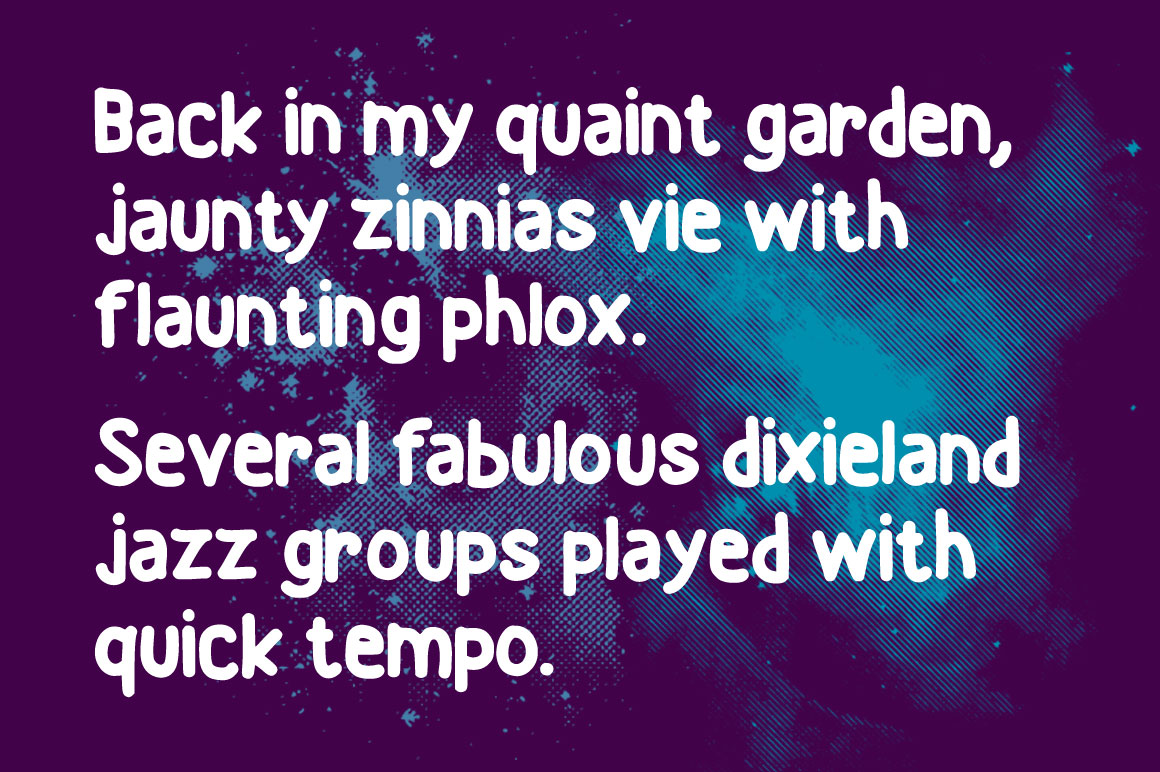 Print on Demand: Isrety Display Font By Contour Fonts - Image 2