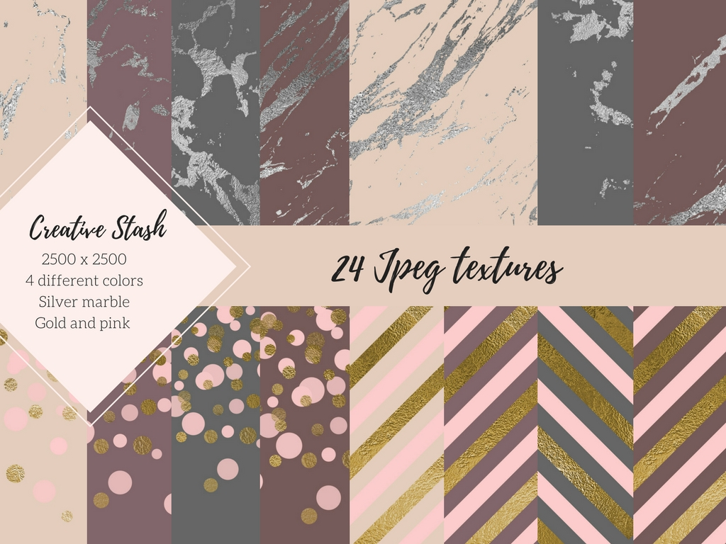 Lovely Texture Pack Graphic Textures By Creative Stash