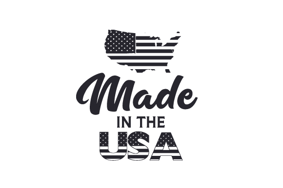 Made in the USA Kids Craft Cut File By Creative Fabrica Crafts - Image 2