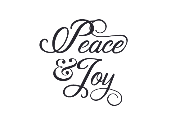 Download Free Peace Joy Svg Cut File By Creative Fabrica Crafts Creative Fabrica for Cricut Explore, Silhouette and other cutting machines.