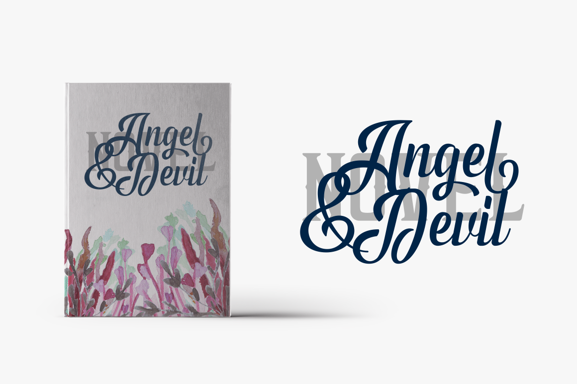 Print on Demand: Phyton Script & Handwritten Font By Subqi Std - Image 8
