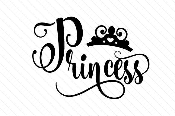 Princess 1 Cut File Download