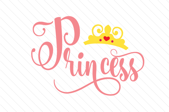 Princess 1 Cut File