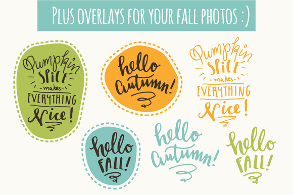 Download Free Pumpkin Spice Clip Art Graphic By The Pen And Brush Creative for Cricut Explore, Silhouette and other cutting machines.