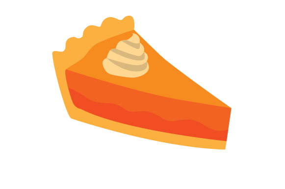 Download Free Pumpkin Pie Svg Cut File By Creative Fabrica Crafts Creative for Cricut Explore, Silhouette and other cutting machines.