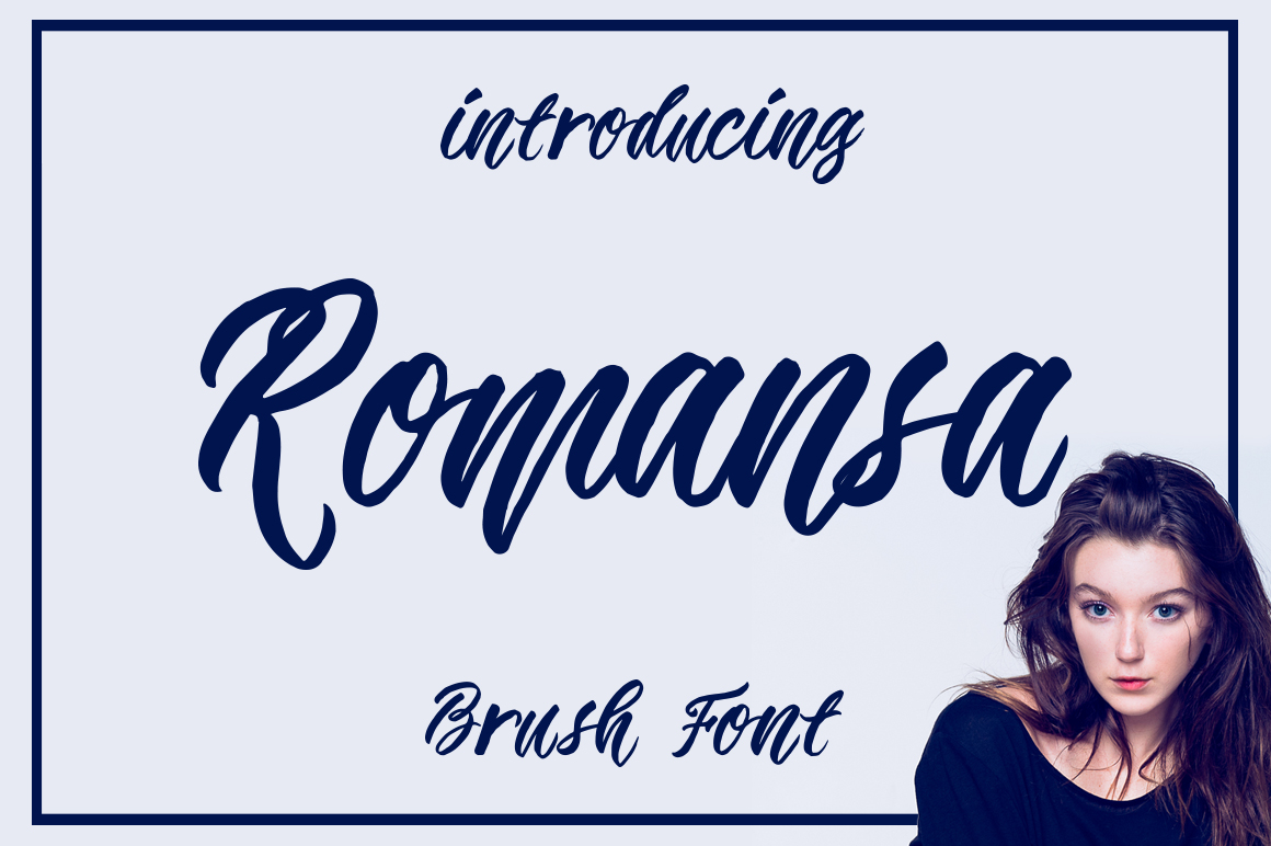 Print on Demand: Romansa Script & Handwritten Font By masinong