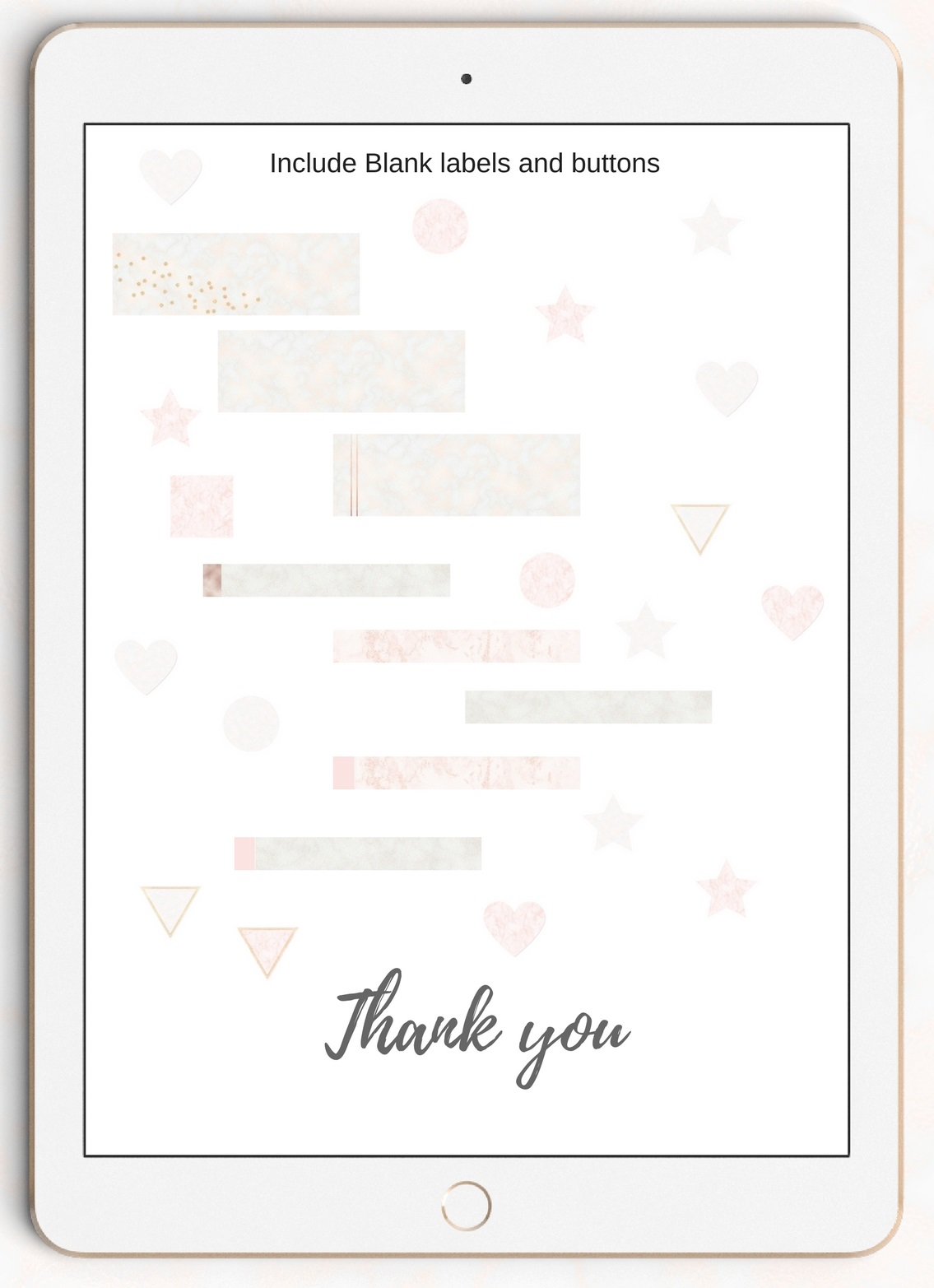 The Creative Blog Kit Graphic Web Elements By Creative Stash - Image 7