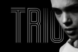 Trio Font Font By Creative Fabrica Freebies