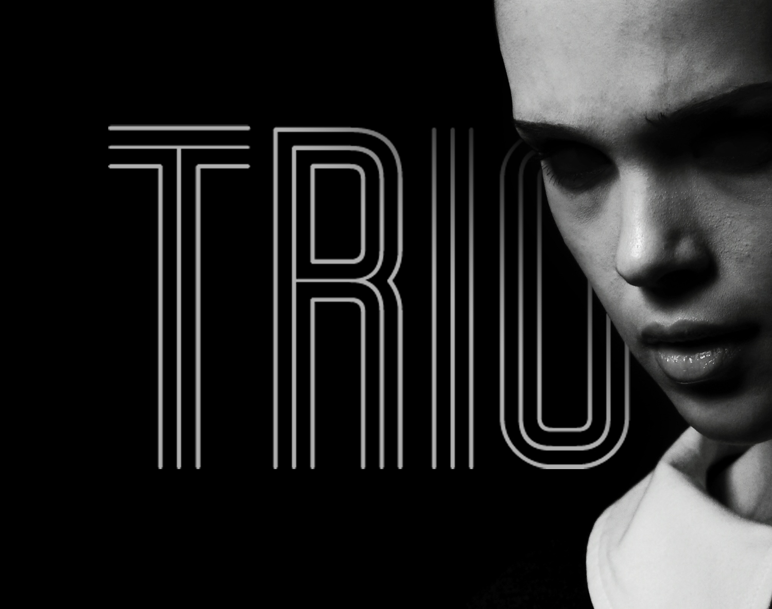 Print on Demand: Trio Font Font By Creative Fabrica Freebies
