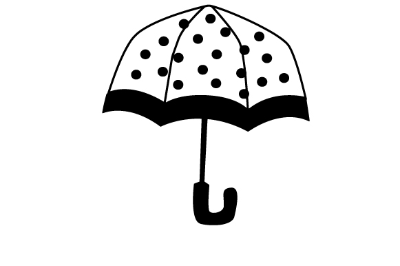 Download Free Umbrella Svg Cut File By Creative Fabrica Crafts Creative Fabrica for Cricut Explore, Silhouette and other cutting machines.