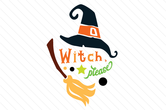 Download Free Witch Please Svg Cut File By Creative Fabrica Crafts Creative for Cricut Explore, Silhouette and other cutting machines.
