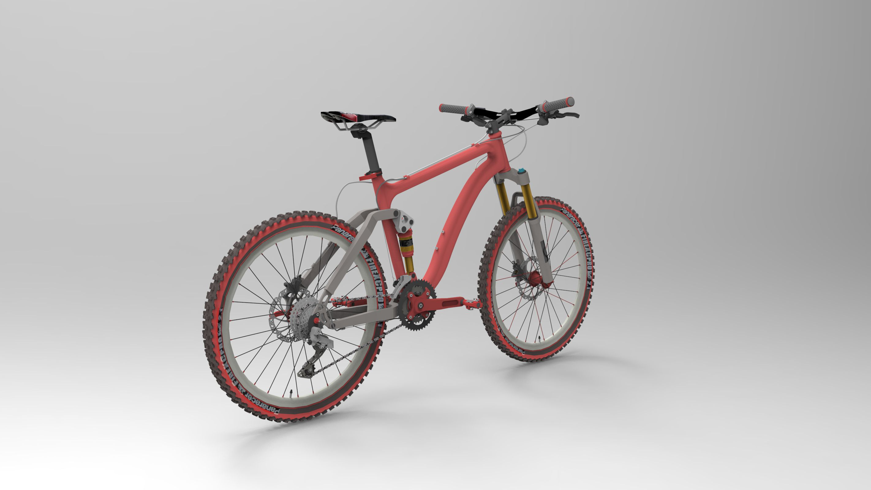 Print on Demand: 100 Render Bicycle Graphic Illustrations By Gblack Id - Image 1
