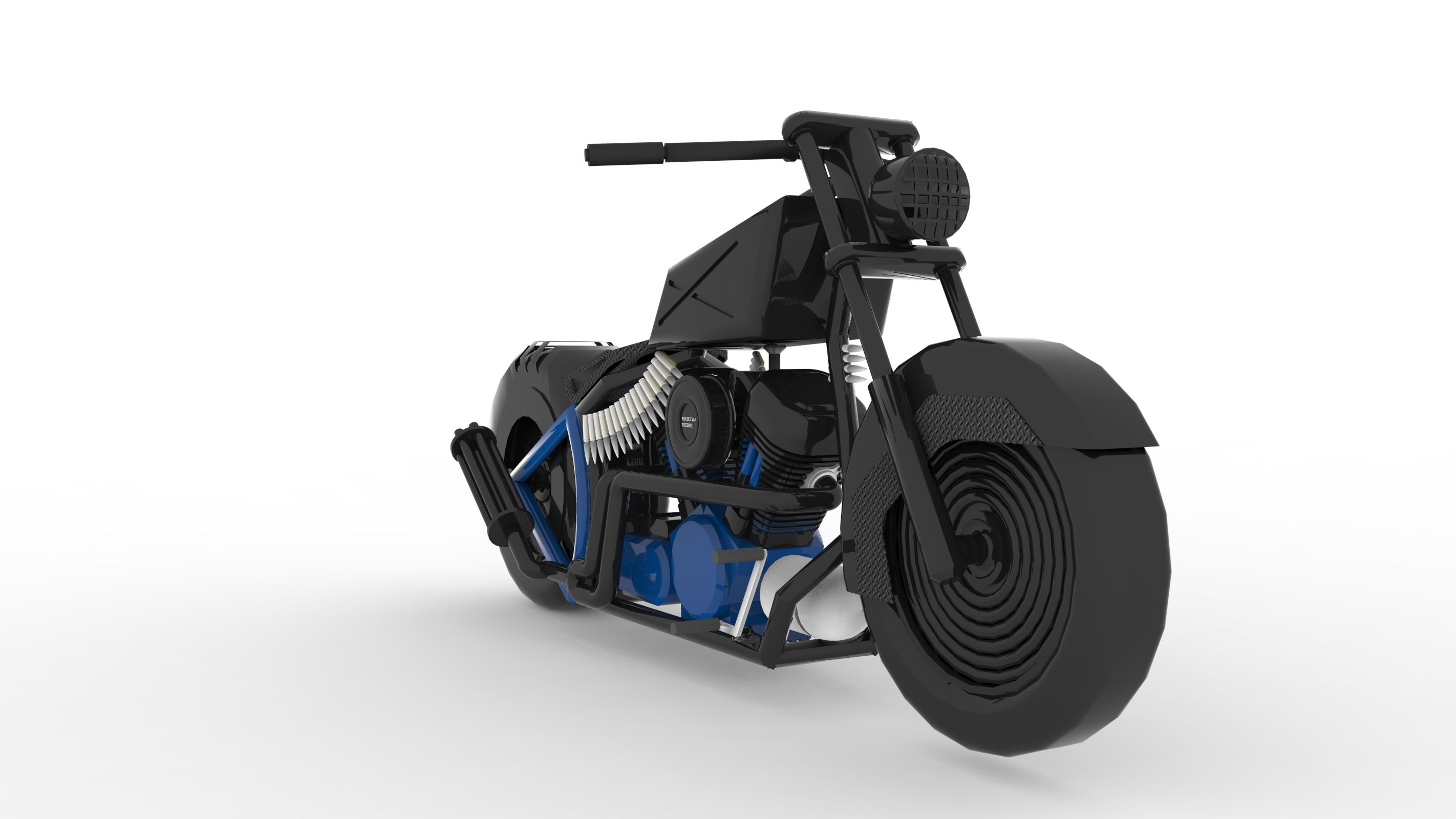Print on Demand: 100 Render Big Bikes Graphic Illustrations By Gblack Id