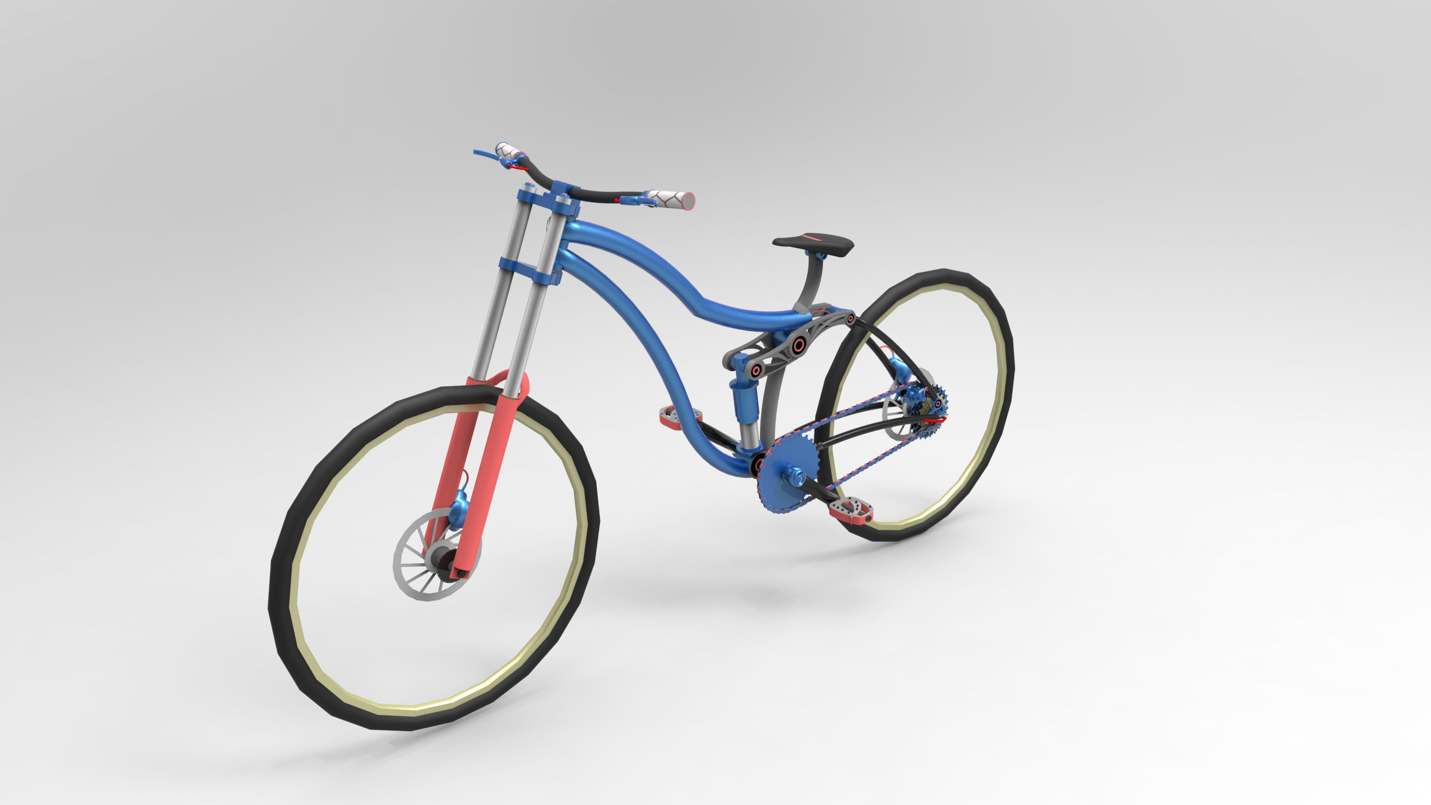 Print on Demand: 100 Render Sport Bicycle Graphic Illustrations By Gblack Id