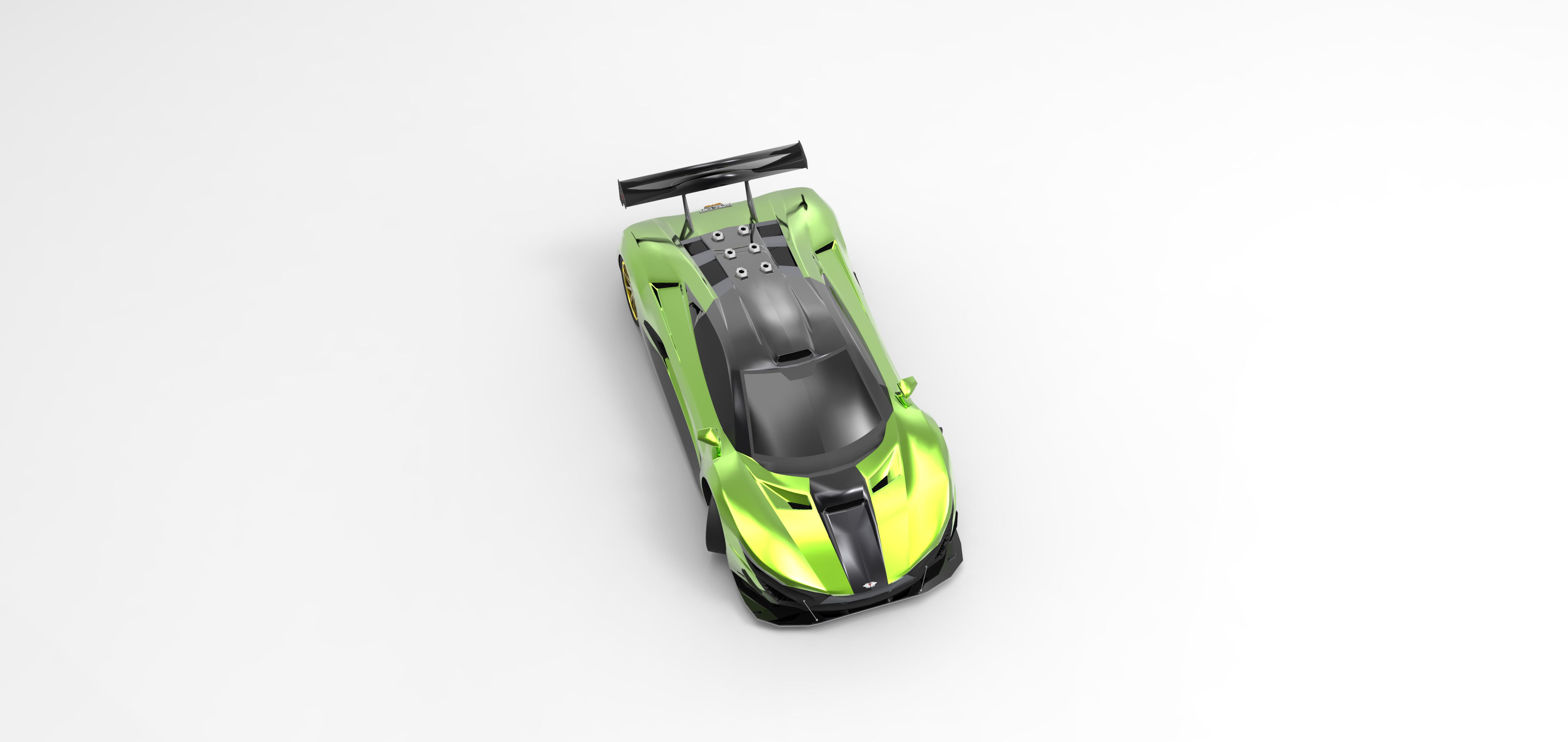 Print on Demand: 40 Car Renders Graphic Illustrations By Gblack Id - Image 2