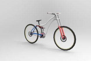 50 Render Simple Bicycle Graphic By Gblack Id
