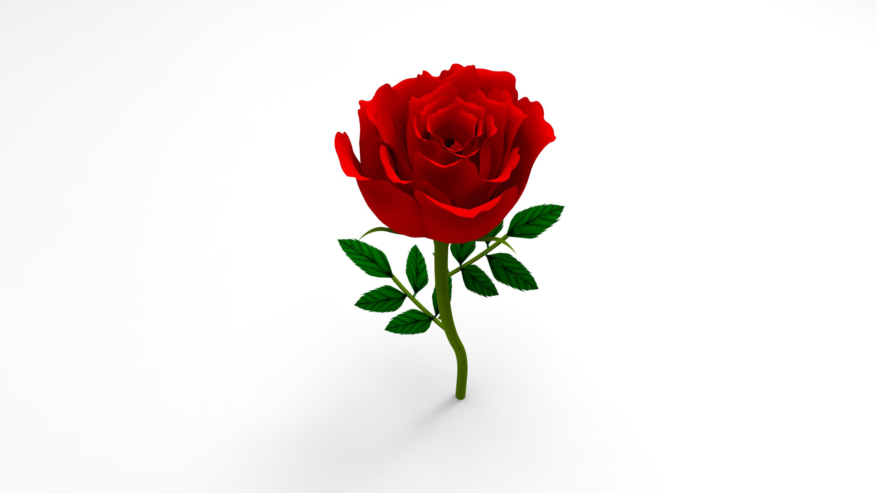 Print on Demand: 70 Render Roses Graphic Illustrations By Gblack Id
