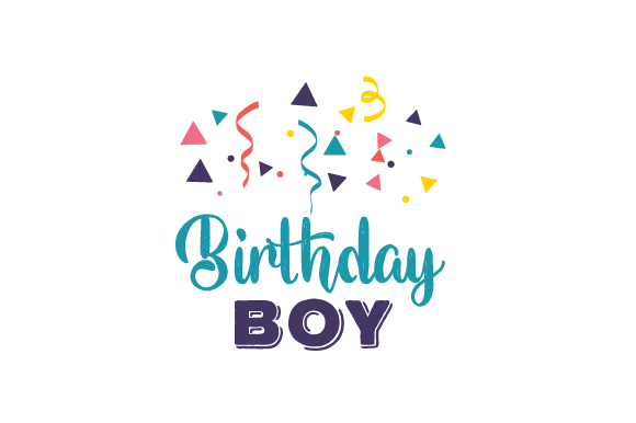 Download Free Birthday Boy Svg Cut File By Creative Fabrica Crafts Creative for Cricut Explore, Silhouette and other cutting machines.