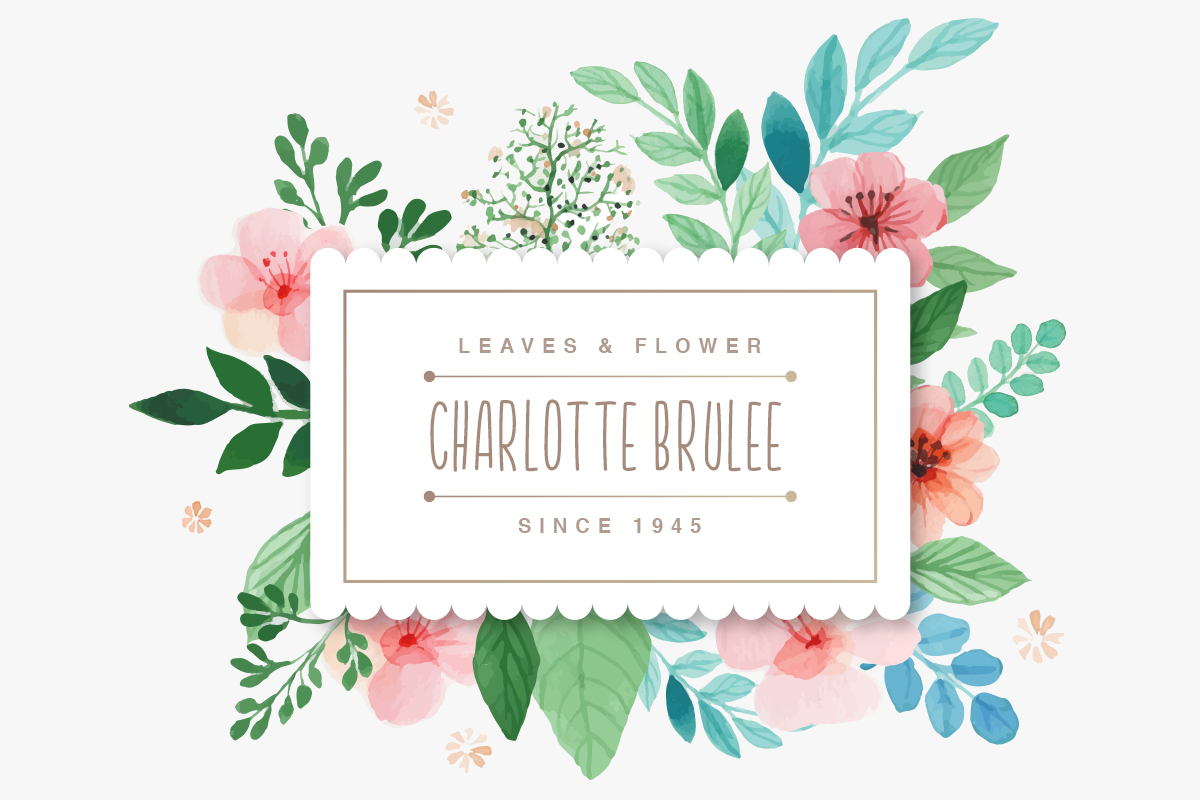 Print on Demand: Brulee Decorative Font By Factory738 - Image 2