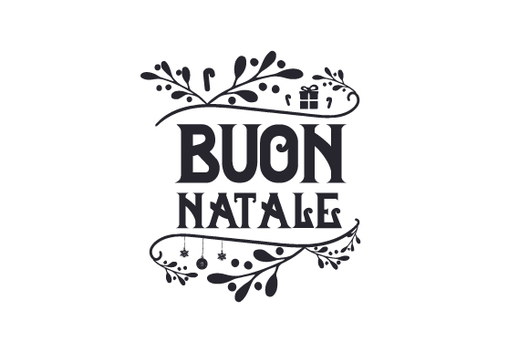 Download Free Buon Natale Svg Plotterdatei Von Creative Fabrica Crafts for Cricut Explore, Silhouette and other cutting machines.