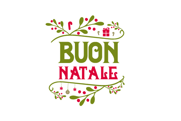 Buon Natale Christmas Craft Cut File By Creative Fabrica Crafts