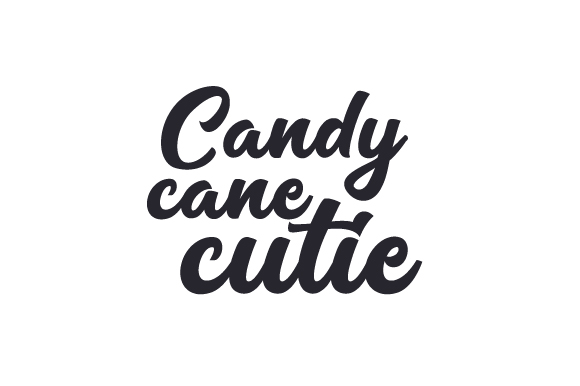 Download Free Candy Cane Cutie Svg Cut File By Creative Fabrica Crafts for Cricut Explore, Silhouette and other cutting machines.