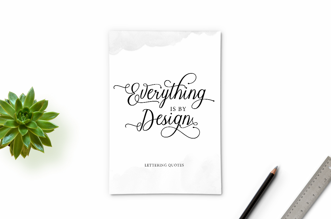Print on Demand: Charmington Script & Handwritten Font By Cooldesignlab - Image 4