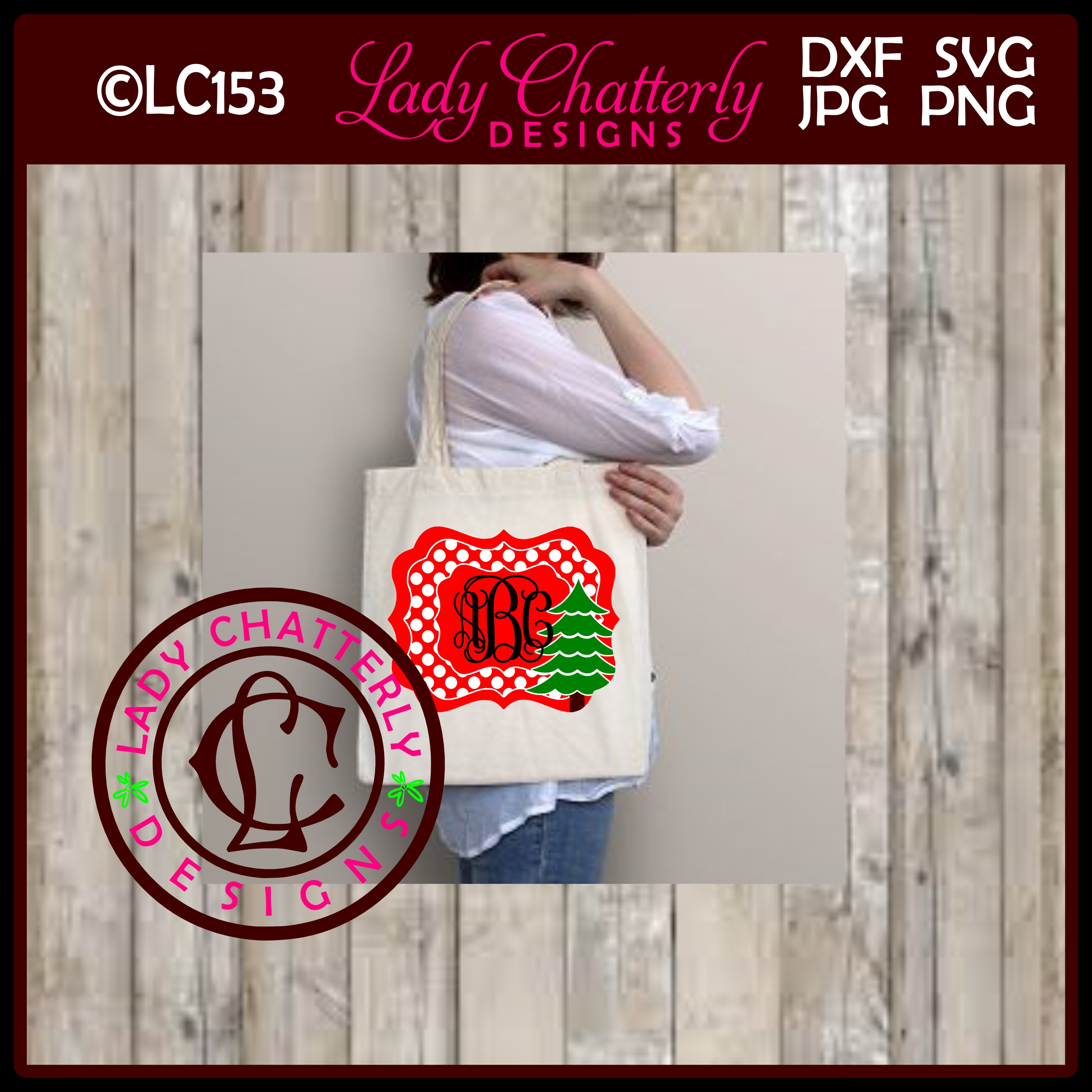 Download Free Christmas Graphic Set Graphic By Lady Chatterly Designs for Cricut Explore, Silhouette and other cutting machines.