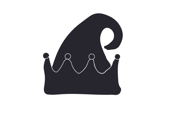 Download Free Christmas Hat Svg Cut File By Creative Fabrica Crafts Creative for Cricut Explore, Silhouette and other cutting machines.